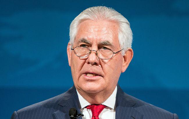 Тиллерсон потребовал от Турции доказательства связей дипломатов США с Гюленом