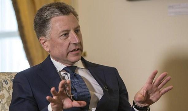 Волкер и Сурков обсудят ситуацию на Донбассе 7 октября