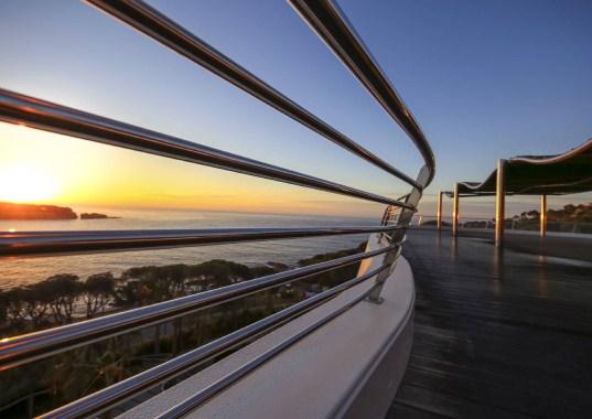 Роскошный отель Alábriga открылся на Коста Брава