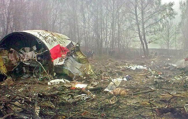 Россия скрывает свидетелей Смоленской катастрофы, — МИД Польши