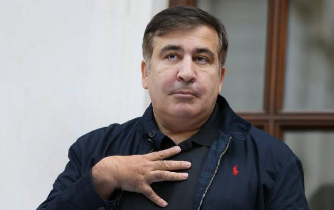 Оснований для подозрения Саакашвили достаточно, — Луценко