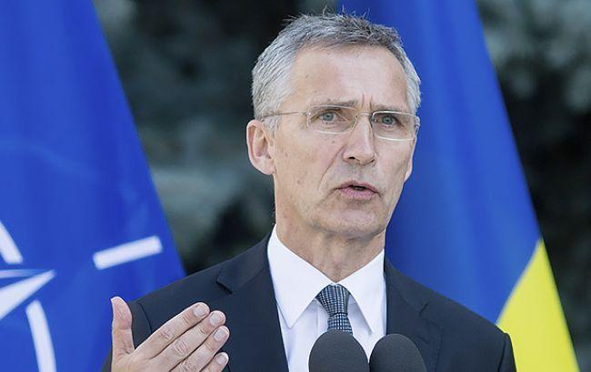НАТО намерено активизировать диалог с Россией в 2018 году, — Столтенберг