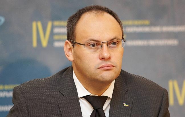 ГПУ завершила расследование в отношении экс-главы Госинвестпроекта Каськива