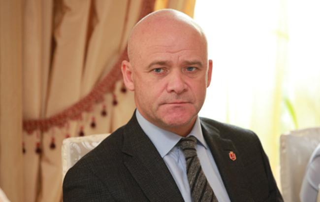 Труханов категорически против посягательств на памятник основателям Одессы