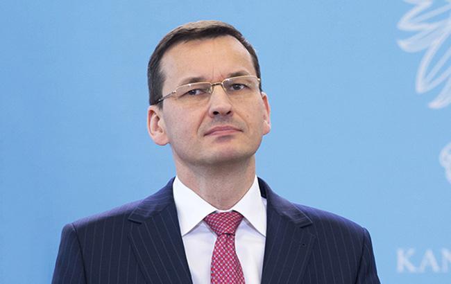 Премьер Польши заявил, что отношения с Украиной необходимо строить на исторической правде