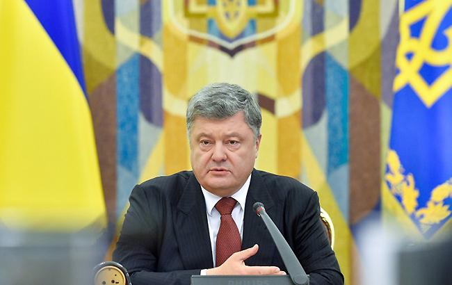 Все освобожденные заложники выехали на подконтрольную Украине территорию, — Порошенко
