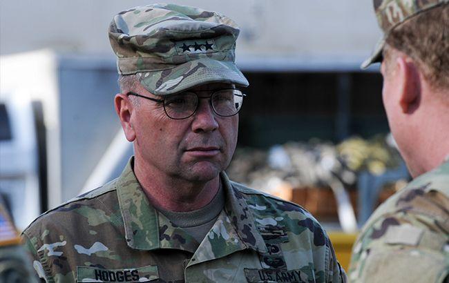 Командующий армией США в Европе оценил вероятность полномасштабного вторжения РФ в Украину