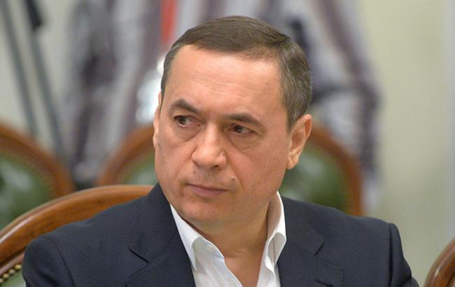 Мартыненко заявил, что никогда не прятался и всегда возвращался в Украину