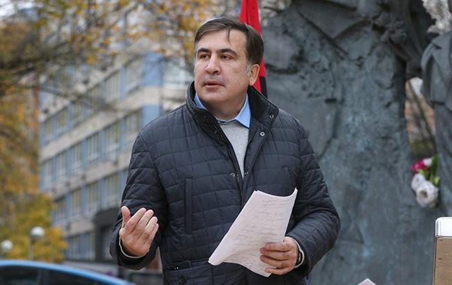 МИД Грузии утверждает, что не контактировал с Украиной по поводу задержания Саакашвили