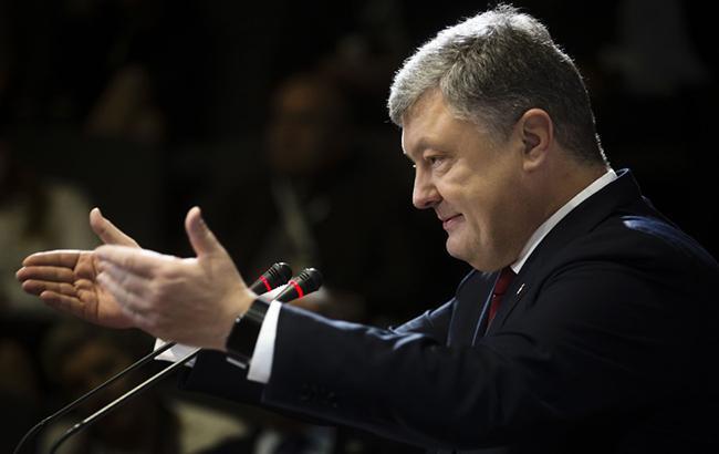 Порошенко требует возобновления переговоров с Россией об освобождении политзаключенных