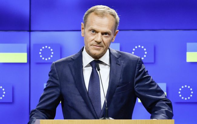Позиция ЕС в вопросе статуса Иерусалима остается неизменной, — Туск