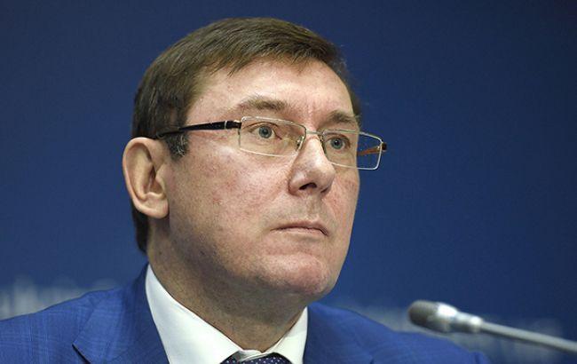 Луценко рассказал о встрече с главой НАБУ