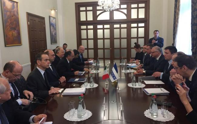 Альтернатив минским договоренностям для решения ситуации на Донбассе нет, — глава ОБСЕ