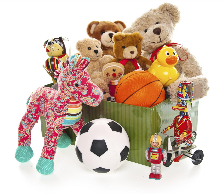 Как выбрать подходящие игрушки?