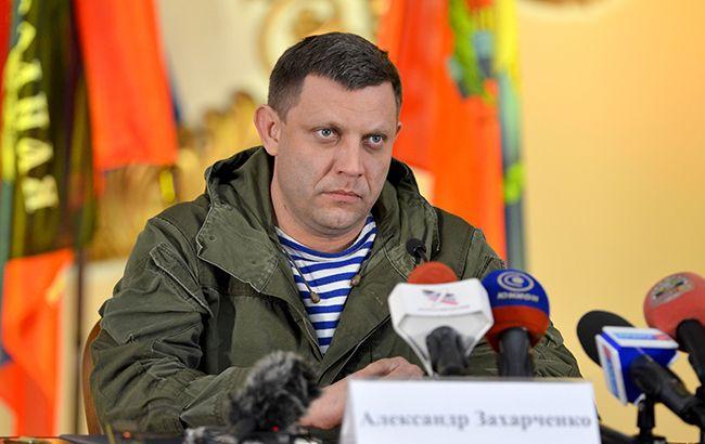 Захарченко рассказал, когда в ДНР пройдут «выборы»