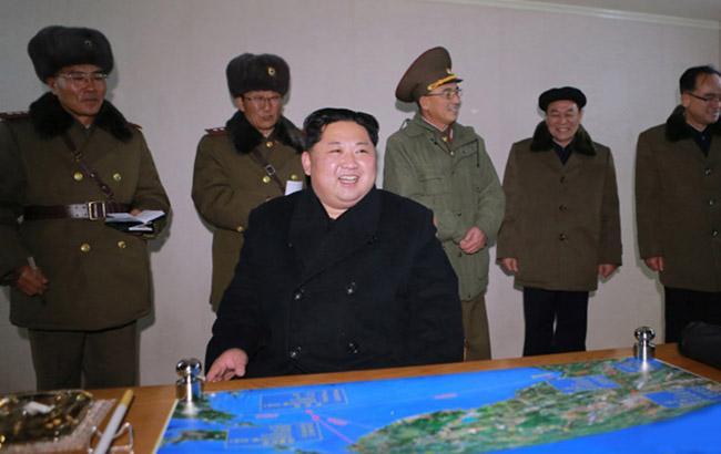 КНДР планирует продолжать наращивать ядерную мощь в 2018