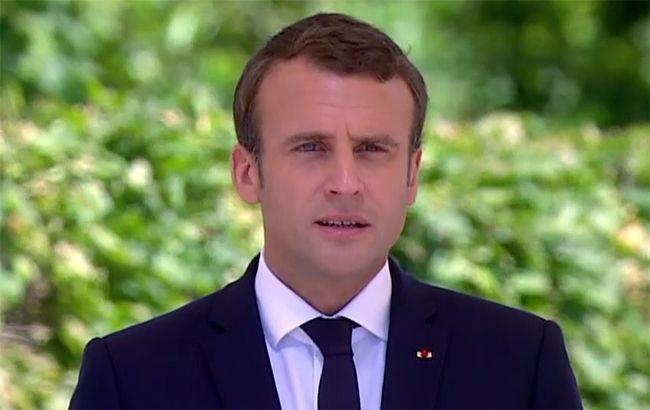 Президент Франции заявил, что не видит шансов на вступление Турции в ЕС