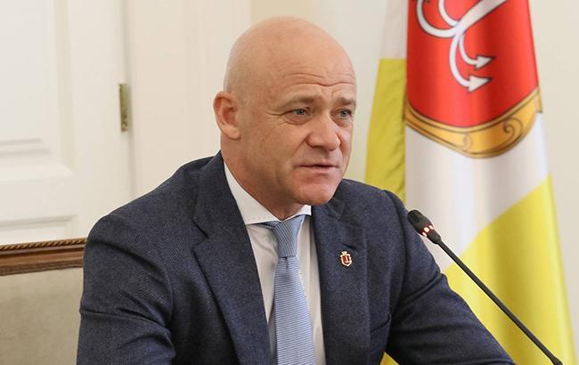 САП инициирует отстранение Труханова с поста мэра Одессы