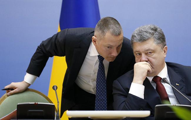 Порошенко уволил Ложкина из Нацинвестсовета после расследования по UMH, — Al Jazeera