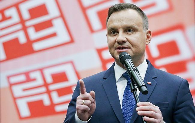 Дуда направил закон об ИНП в Конституционный суд