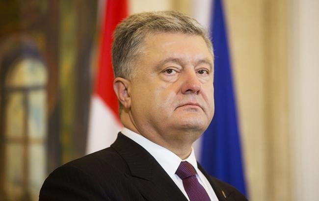 Порошенко призвал не признавать выборы президента РФ в оккупированном Крыму