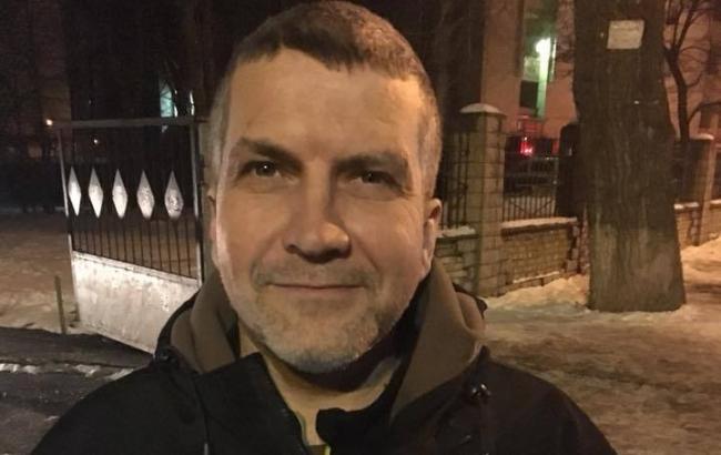 Задержанных у Соломенского суда активистов отпустили на поруки нардепов