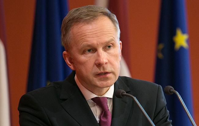 В Латвии антикоррупционное бюро задержало главу Центробанка страны