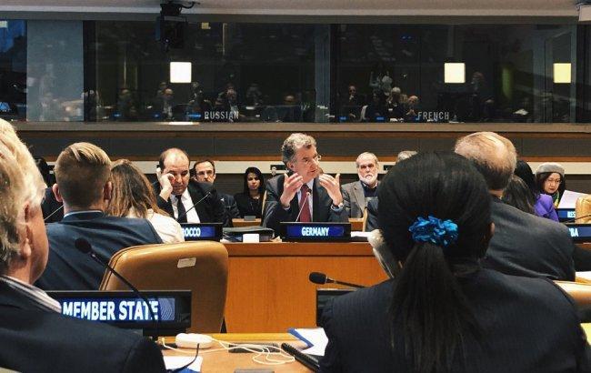 Переговоры в «нормандском формате» надо продолжать, — постпред Германии в ООН