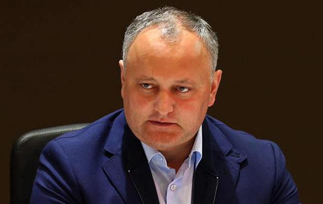 Президент Молдовы считает, что объединение с Румынией приведет к гражданской войне