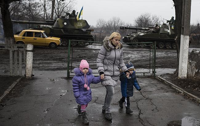 Закон о реинтеграции Донбасса опубликован в «Голосе Украины»