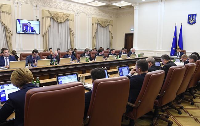 Кабмин изменил порядок предоставления субвенций для поддержки Донбасса
