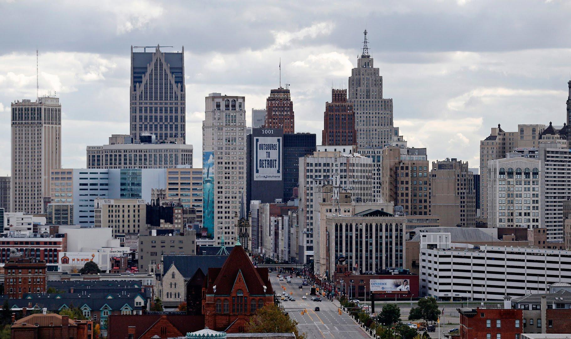 Назван худший город США