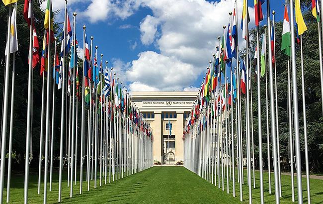 Украина направила официальные письма в ООН о выборах президента РФ в Крыму