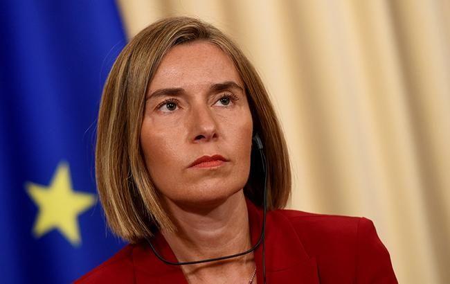 Отравление Скрипаля: Могерини заявила о солидарности ЕС с Великобританией