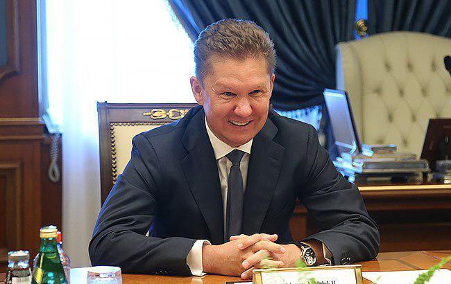 «Газпром» приступает к расторжению всех договоров с Украиной