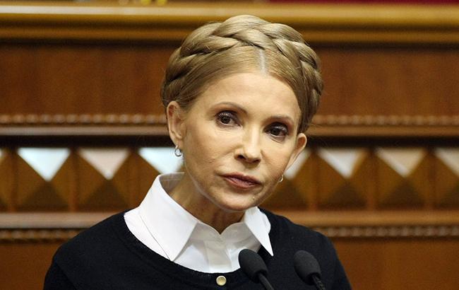 Электоральные настроения свидетельствуют об утверждения лидерства Тимошенко, — эксперты