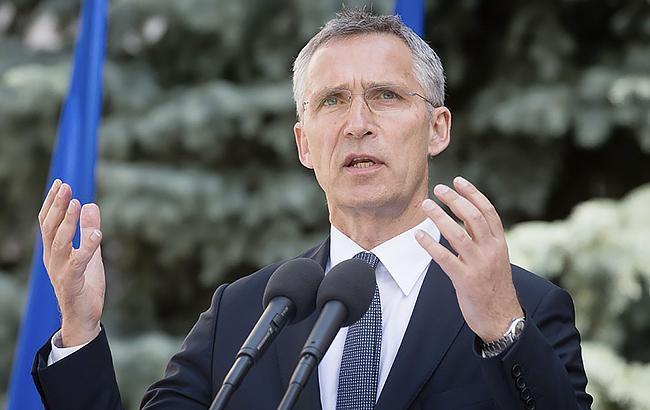 НАТО не хочет новой холодной войны, — Столтенберг