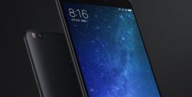 Знакомимся поближе с Xiaomi Mi Max 2