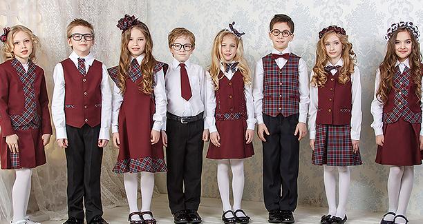 Школьная форма оптом от производителя в Украине – самые выгодные предложения