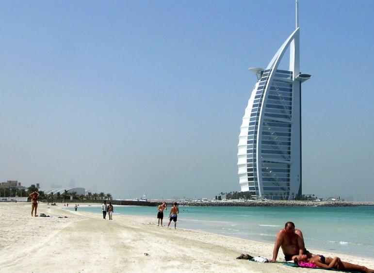 Аль-Аин — самый зеленый город в ОАЭ