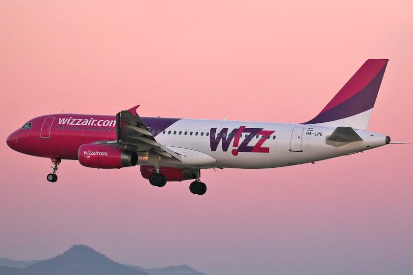 Авиакомпания Wizz Air возобновляет свою работу в Украине
