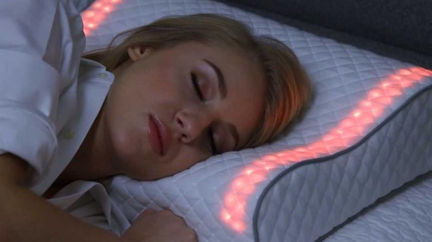 Sunrise Smart Pillow – «умная» подушка с функцией ночника, будильника и трекера сна