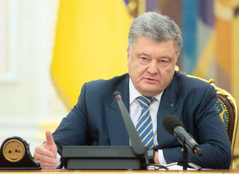 Порошенко рассказал, что станет следующим шагом по противодействию российской агрессии