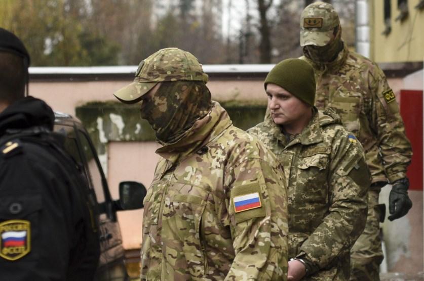 Военнопленные украинские моряки сломали планы Кремля – адвокат