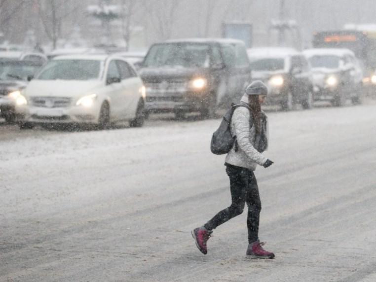Украину продолжат терзать снегопады: синоптики уточнили прогноз погоды