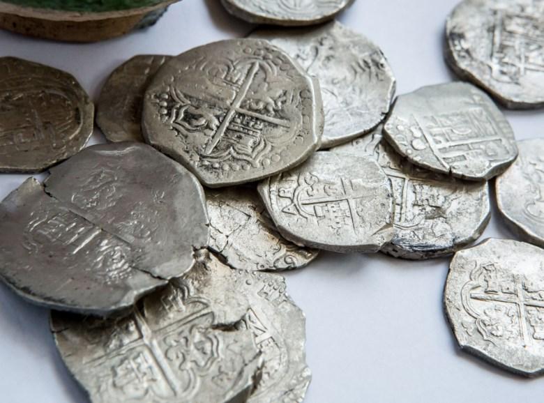 В Киеве нашли клад времен Российской империи