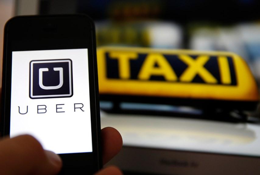 Uber во Франции оштрафовали почти на полмиллиона евро