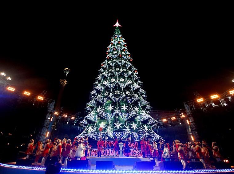 Винница планирует отпраздновать Новый год по-европейски