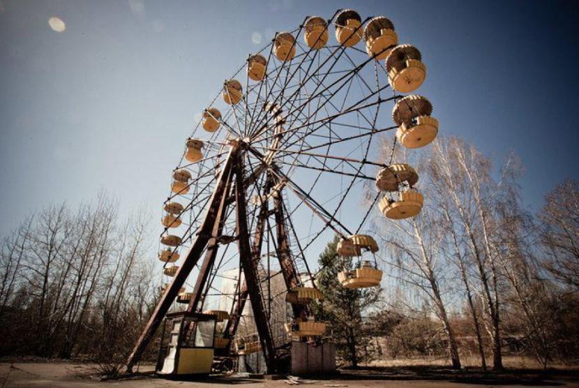 Экскурсии в Чернобыль становятся популярнее с каждым годом