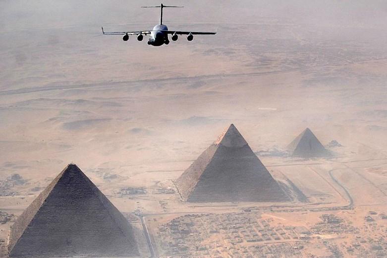 Чартеров в Египет становится все больше